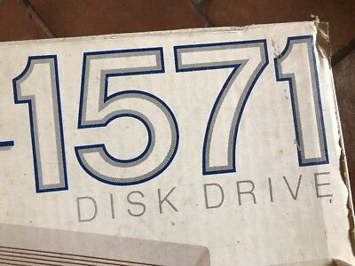 Commodore 1571 Disk Drive BOXED