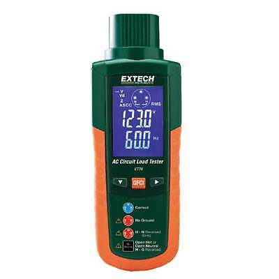 Extech CT70 AC Circuit Circuit Analyzer w/AC outlet load handling capabilities
