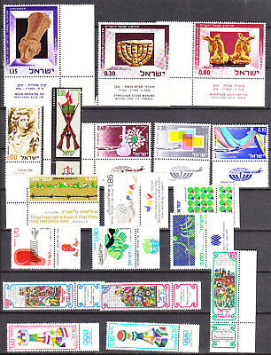 Israel Collection Of Sets&singles Mnh Vf