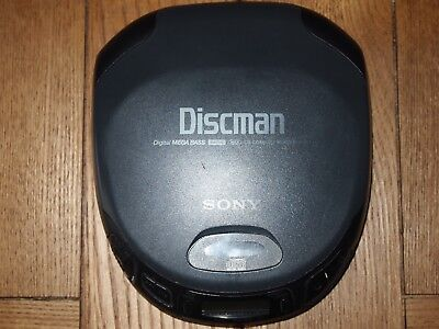 Sony D-151 Discman Personal CD Player