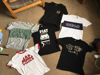 Uniqlo 5 T-shirt Bundle Size Small