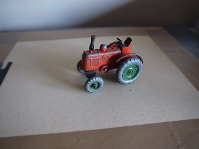 Dinky Toys Field Marshall Tractor, in play worn condition no. 301
