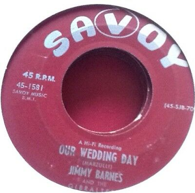 Jimmy Barnes - Our Wedding Day (R&B Original)