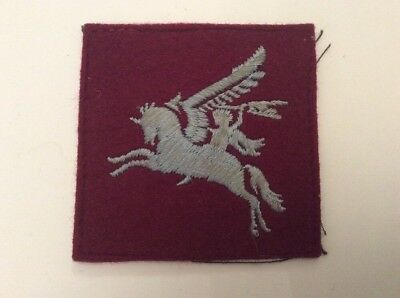 Genuine WW2 British Airborne Division Pegasus Cloth Insignia