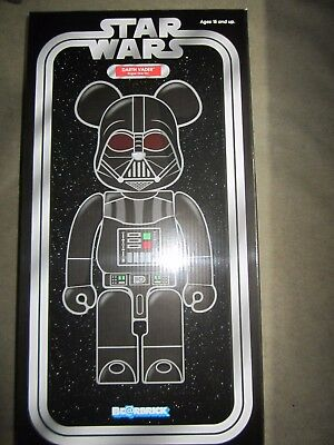 BE@RBRICK DARTH VADER(TM) Rogue One Ver. 1000% / From Japan / New