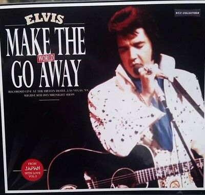 Elvis Presley - Make The World Go Away - Live In Las Vegas