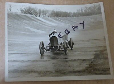 Rare Photograph 1St 3 Litre Bentley Brooklands Testing 1919 1920  Experimental