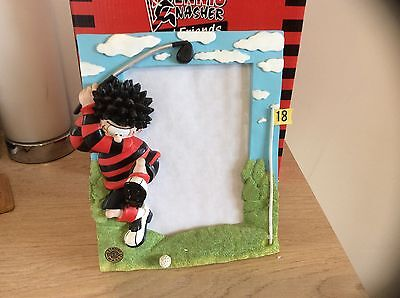 Beano Ware Dennis And Gnasher Picture Frame