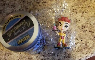Flash Cryptozoic Entertainment Lil DC Bombshells Vinyl Figure Series 1.5 NEW
