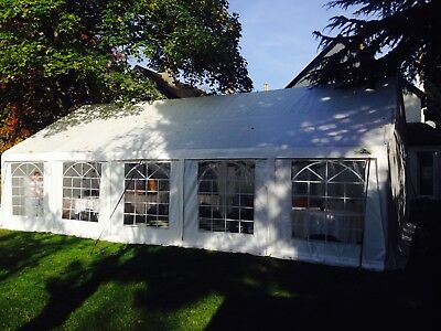 Gala tent marquee 6m x 10m