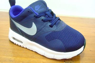 Boys Nike Air Max Tavas Td Sports Casual Running Games Trainers Size 6.5 Infant