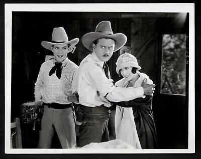 1920's Fred Humes Original Western Photo