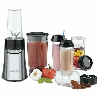 New Cuisinart Compact Portable Blending/Chopping System