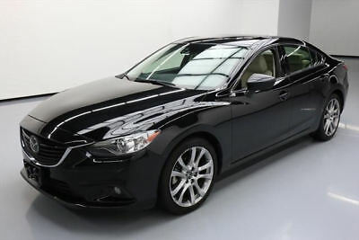 2015 Mazda Mazda6 GT Sedan 4-Door 2015 MAZDA MAZDA6 I GRAND TOURING SUNROOF NAV BOSE 39K #176872 Texas Direct Auto
