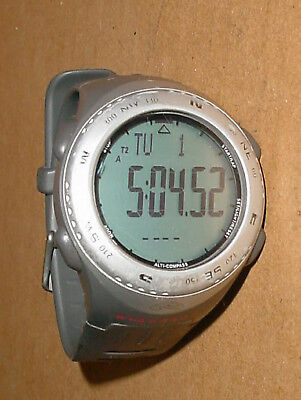 Highgear Military Issue Watch w/ Altimeter, Barometer Digital Compass