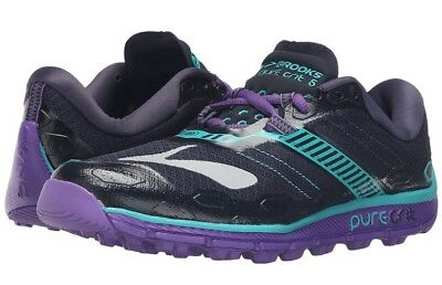 sneakers for cheap 18197 26507 NEW WMN'S (ASST SIZES) BROOKS PureGrit 5 Trail Running. 1202301B474. DK.  BLUE