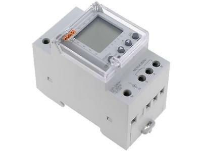 SCH-IHP/1 Programmable time switch Range24h / 7days SPDT 230VAC DIN CCT15450