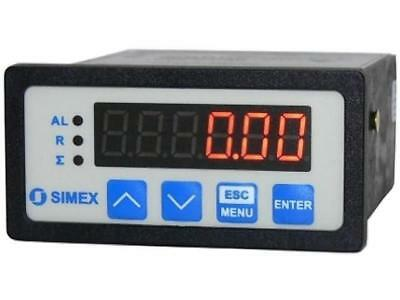SPI73141113011 Counter electronical Display LED Type of count.signal SIMEX