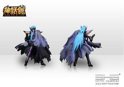 SHG Saint Seiya Myth Cloth Cloak For EX Hades Surplice Aquarius Camus Presale
