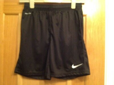 Nike Football Shorts. Black Med