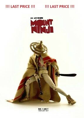 Die Antwoord - Threea 3a - Mount Ninja  (Real shipment costs in DESCRIPTION!)