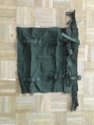 British Army Poncho Roll 58 Pattern