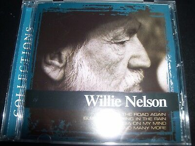 Willie Nelson Collections Best Of Greatest Hits CD – Like New
