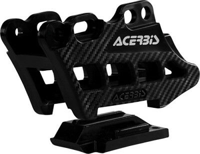Acerbis 2410990001 Chain Guide Block 2.0 Black