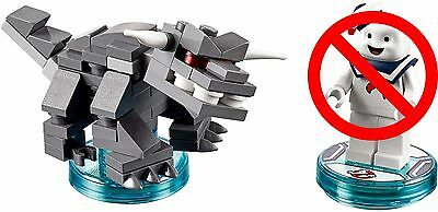 LEGO Dimensions Ghostbusters STAY PUFT and TERROR DOG (71233) - NO MINIFIGURE