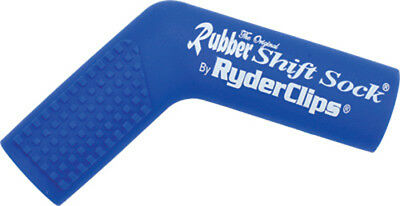 Ryder Clips RSS-BLUE Rubber Shift Sock Blue