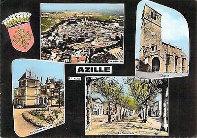 Azille - Cpm