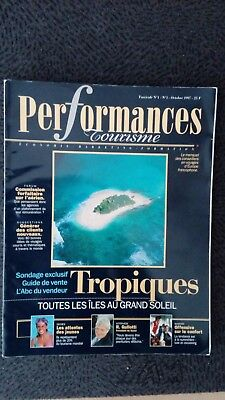 magazine Performances tourisme