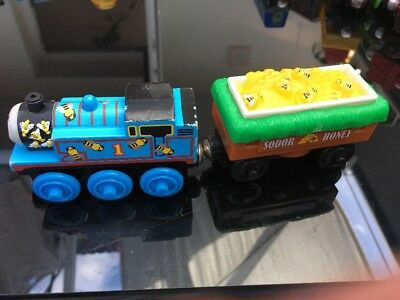 Thomas And Friends Thomas And The Bees With Buzzy Bee Car
