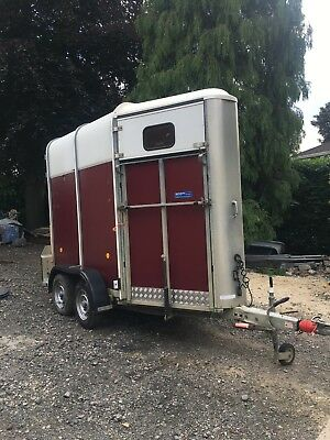 Ifor Williams 401 Horse Trailer For Sale