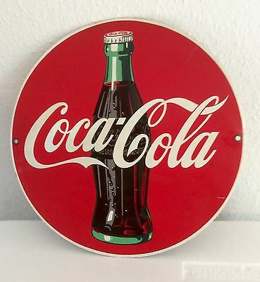 Coca Cola Callsign Porcelain Ande Rooney