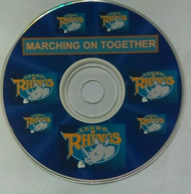 Leeds rugby  league  song . Marching  on together