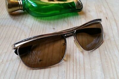 Vintage Metzler Germany Sonnenbrille Sunglasses gold filled 1/20 10K