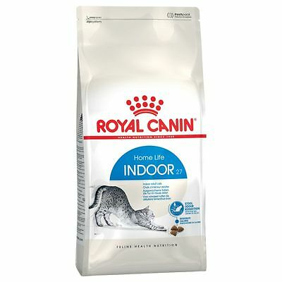 Royal Canin Indoor Cat , is is  full-diet cat food for cats that live indoors