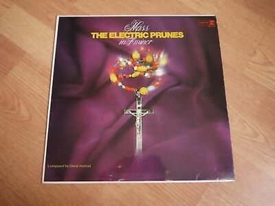 ELECTRIC PRUNES Mass in F Minor UK 1st mono press RLP 6275 VG Condition Psych