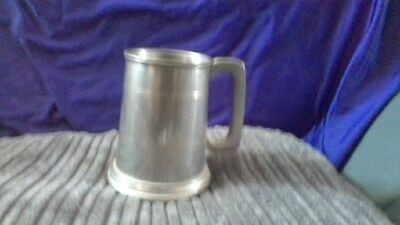 English Pewter Tankard - used, Reasonable - Good  Condition