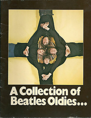 The Beatles - A collection of Beatles oldies - partitions 1977 UK
