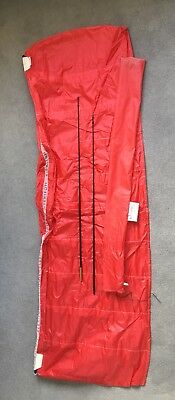 Flexifoil Power Kite 6 Foot Red Full working order no lines