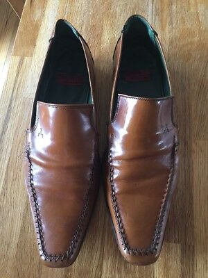 Jeffery West Tan Shoes Size 9