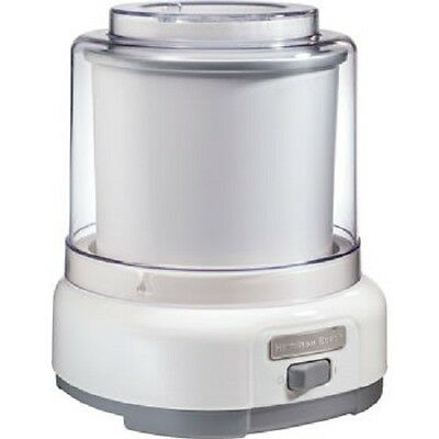 Brand New Hamilton Beach 1.4 L (1.5 qt.) Ice Cream Maker