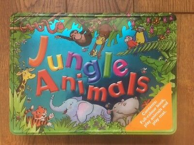 Jungle Animals play set