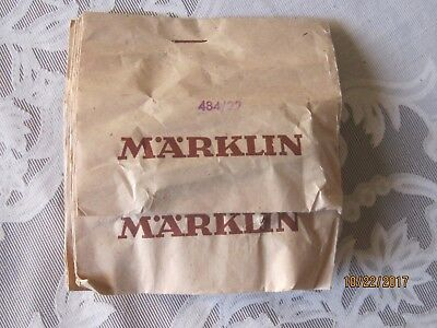 MARKLIN 484/22 Pick up shoe for freight car (6 packages)