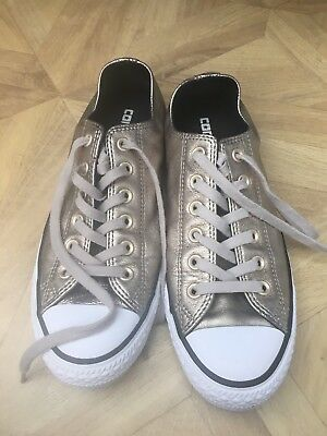 Converse All Star Ox Gold Size 6.5