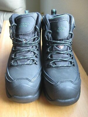 New Skecher Steel Toe Boots / 10.5 / M