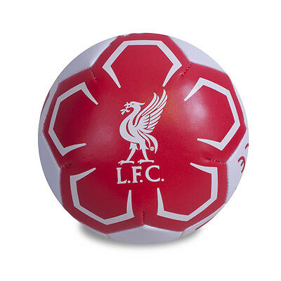 Liverpool 4 Inch Mini Soft Ball Fun Gift New Official Licensed Football Product