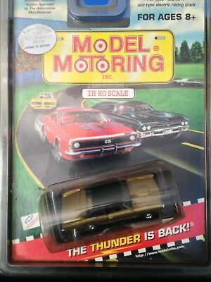 Model Motoring 1967 GTO Hardtop Slot Car Limited Edition